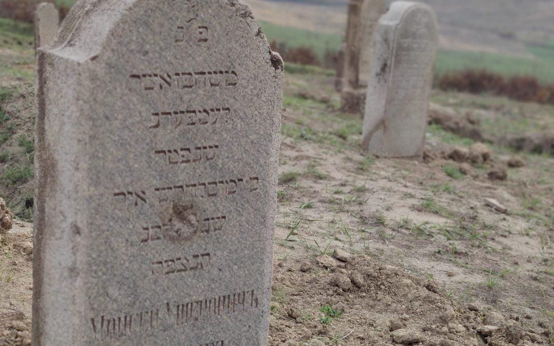 Затерянное еврейское кладбище. Lost Jewish cemetery