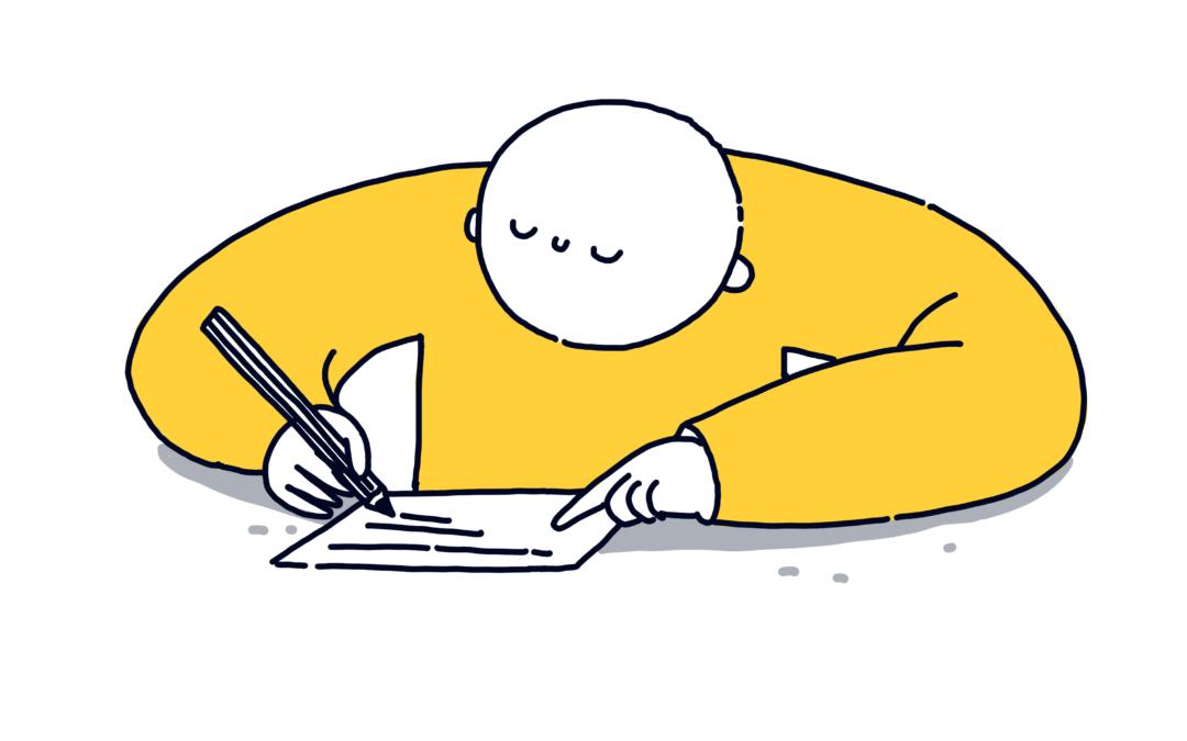 Как написать холодное письмо в издательство или компанию
